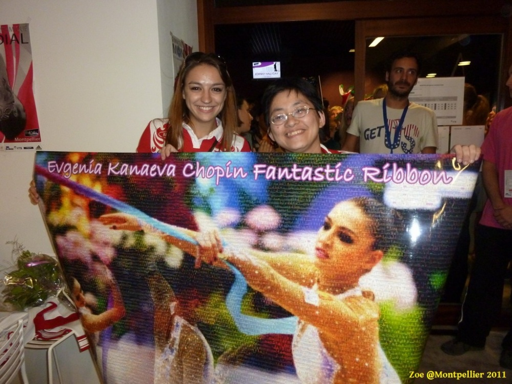 Not Perfect but Happy Ending (the magic week in Montpellier)  (5/6)