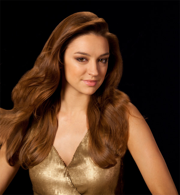 Olympic Champion Evgenia Kanaeva becomes an ambassador of beauty brands Pantene Pro-V and Venus (2/3)