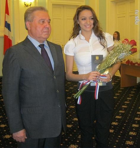 Zhenya was selected as