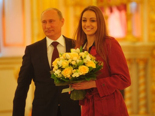 Zhenya Kanaeva Gymnasium | Zhenya,You are the reason to BELIEVE ...