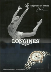 6. Evgenia Kanaeva-world of gymnastics magazine-Oct 2012-back cover