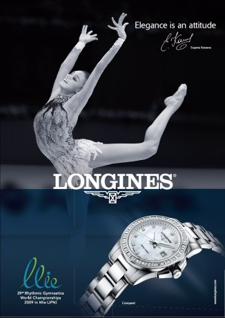 8. Evgenia Kanaeva-Longines ad-from pdf book of WCH Mie 2009