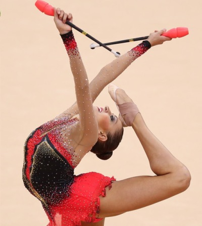 Evgenia Kanaeva-Clubs-AA Final-London 2012