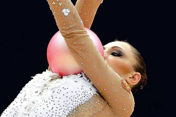 Evgenia Kanaeva-London 2012