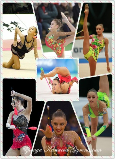 Evgenia Kanaeva-Clubs routines-ZKG-Zoe