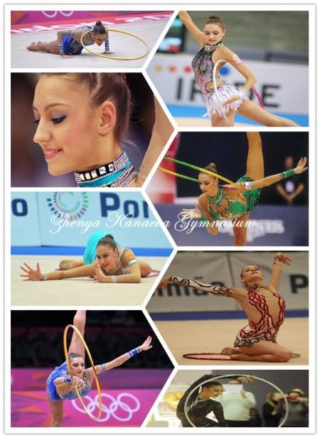 Evgenia Kanaeva-Hoop routines-ZKG-Zoe