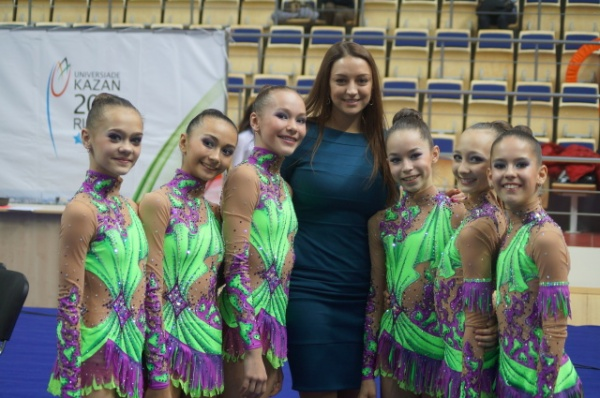 Zhenya-opening ceremony-RUS Championships Kazan 2013-070213