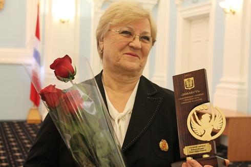 Vera Shtelbaums-OMSK-24th May 2013