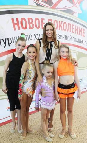 Zhenya at tournament new generation-30 May 2013-02