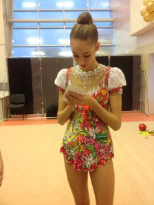 Maria Titova-28th Galina Gorenkova Memorial Tournament-OMSK-2013-14