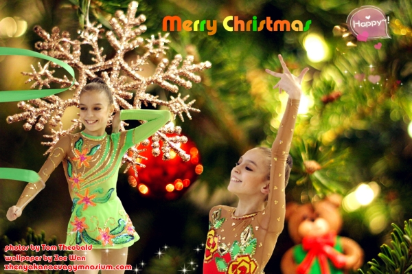 Merry Christmas 2014-wallpaper-ZKG-Zoe