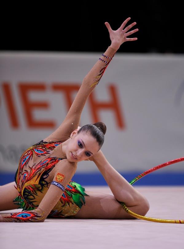 European Championships in Rhythmic Gymnastics 2010, Bremen/Germany, 16.-18.4.2010, Bremen-Arena