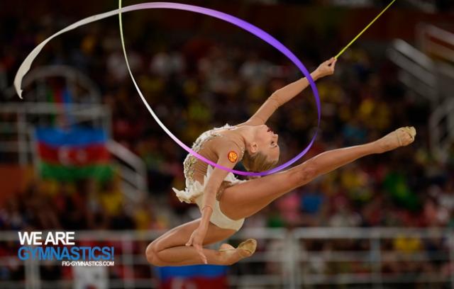 Olympic Games Rio 2016: KUDRYAVTSEVA Yana/RUS